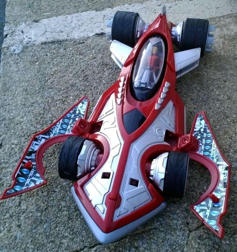 Hot Wheels Battle Force 5 Saber (Flippers + MASK) P_201414
