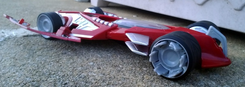 Hot Wheels Battle Force 5 Saber (Flippers + MASK) P_201415