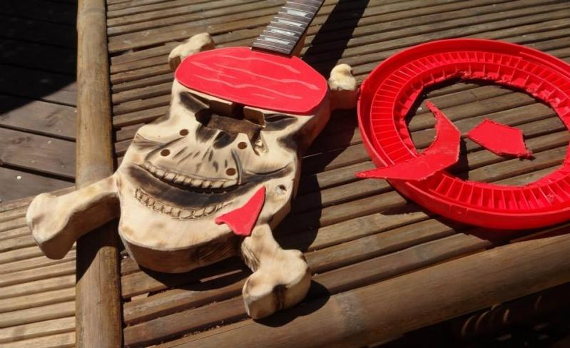 Gratte pirates des caraibes 10460910