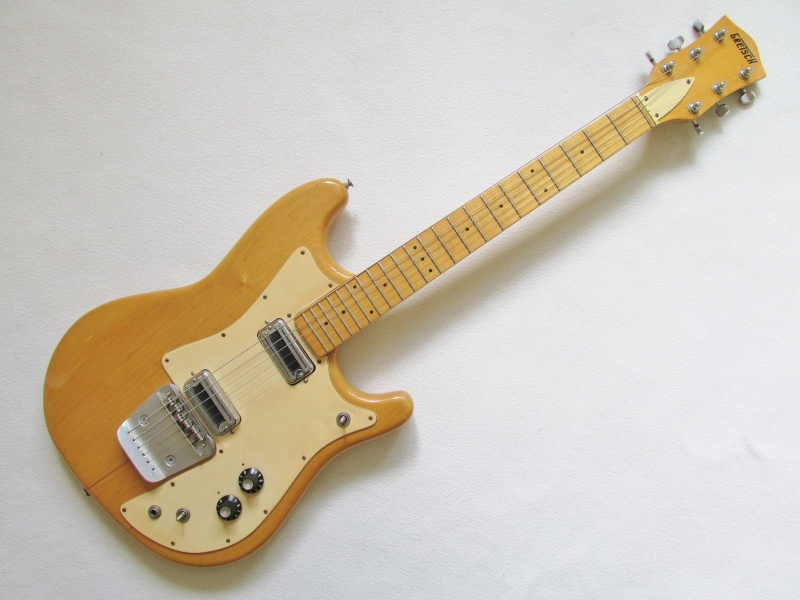 Gretsch 1970 Broadkaster Solid Body 7600 _5710