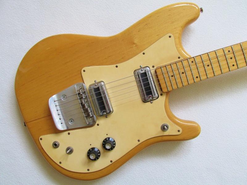 Gretsch 1970 Broadkaster Solid Body 7600 _57_210