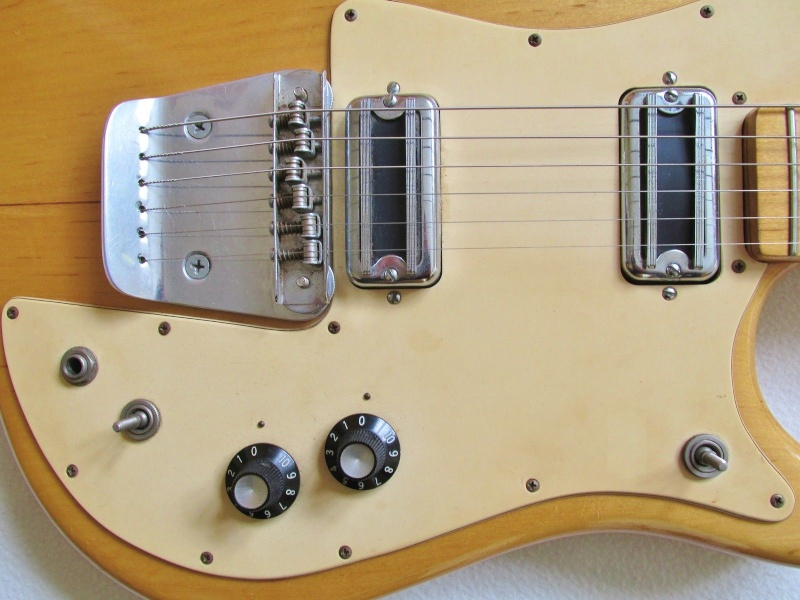 Gretsch 1970 Broadkaster Solid Body 7600 _57_310