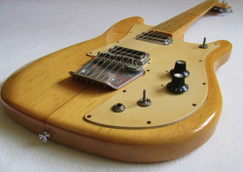 Gretsch 1970 Broadkaster Solid Body 7600 _57_510