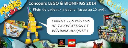 [Concours] Concours LEGO & BIONIFIGS de l'Été 2014 : des lots à gagner Actu_c13
