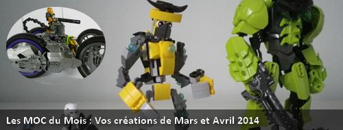 [MOC] Les MOC du mois de Mars/Avril 2014 : Double Édition Actu_m10