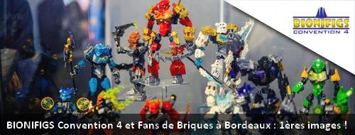 [Expo] BIONIFIGS Convention 4 & Fans de Briques de Bordeaux : 1ères images Actuco16