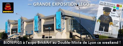 [Expo] BIONIFIGS ces 25 & 26 octobre au Double-Mixte de Lyon ! Actudo10
