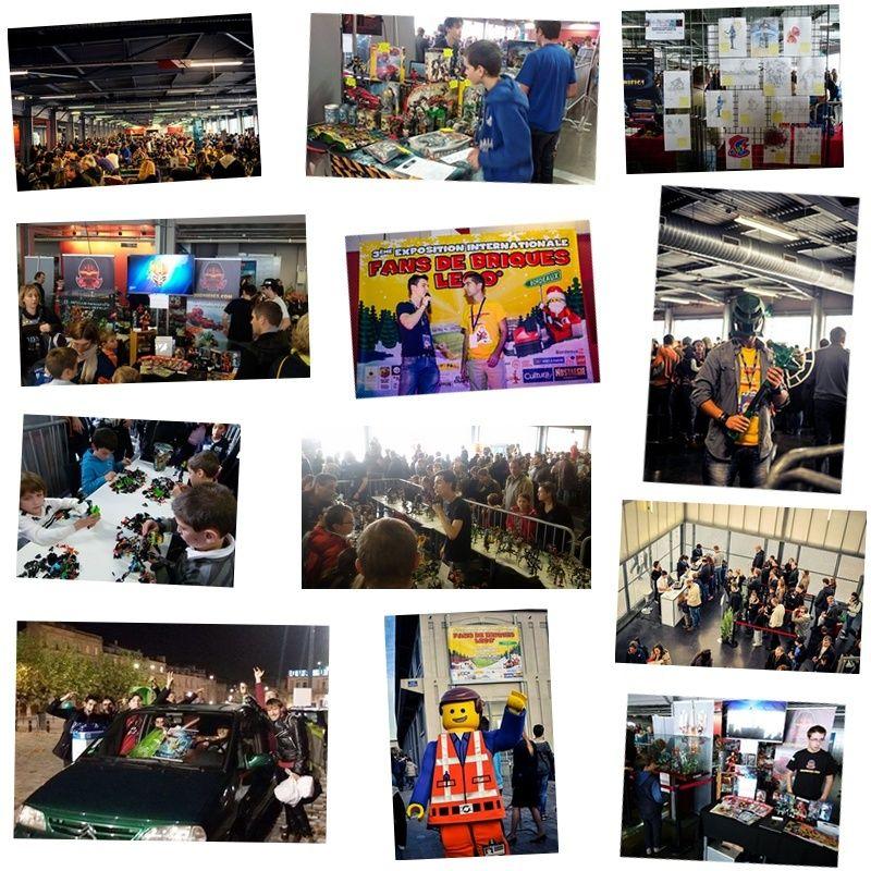 [Expo] BIONIFIGS Convention 4 & Fans de Briques de Bordeaux : 1ères images Conven10