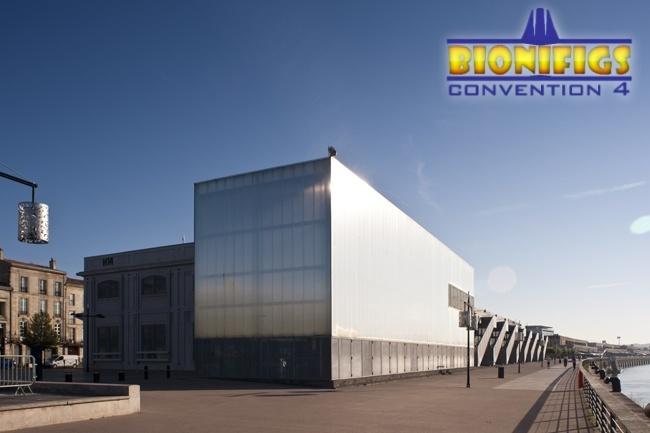 [Expo] BIONIFIGS Convention 4 : Ouverture des inscriptions Hangar10