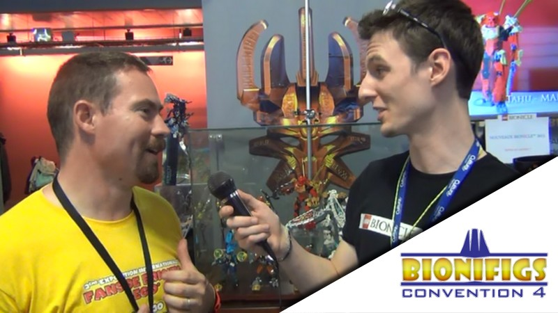 [Expo] BIONIFIGS Convention 4 : Sept nouvelles vidéos en ligne Itw_ch10