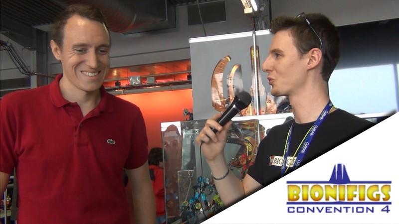 [Expo] BIONIFIGS Convention 4 : Sept nouvelles vidéos en ligne Itw_go10