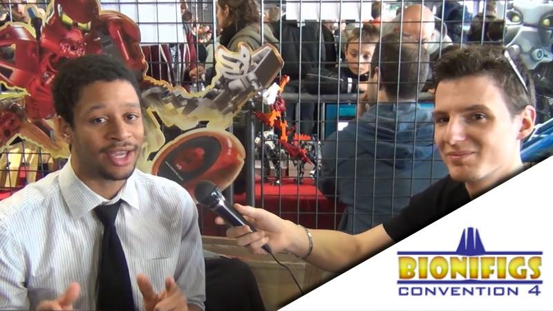 [Expo] BIONIFIGS Convention 4 : Sept nouvelles vidéos en ligne Itw_ka10