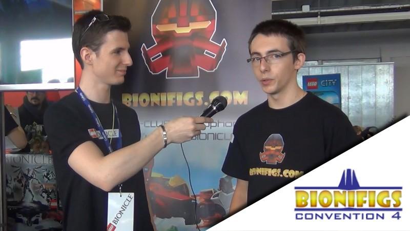 [Expo] BIONIFIGS Convention 4 : Sept nouvelles vidéos en ligne Itw_pi10