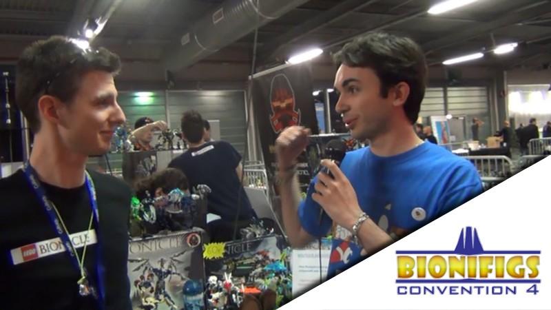 [Expo] BIONIFIGS Convention 4 : Sept nouvelles vidéos en ligne Itw_so10