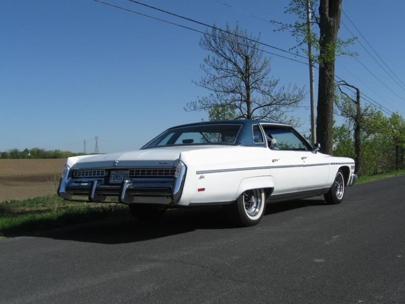 VENDUE : Buick Electra Limited Park Avenue 4 portes hard-top 1976 Annonc11