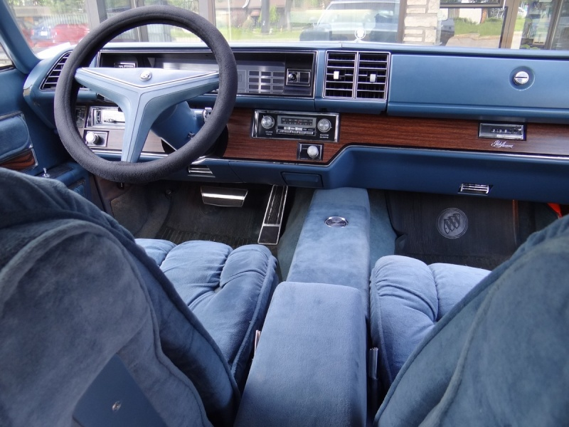 VENDUE : Buick Electra Limited Park Avenue 4 portes hard-top 1976 Annonc13