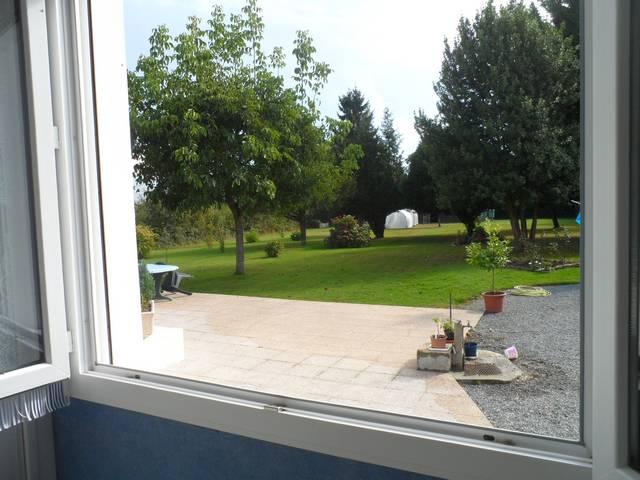 41 - Le jardin vu d'une fenêtre... le vote 0041910