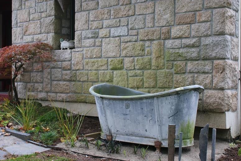 42 - La pierre, le bois, le fer... au jardin...  Le vote 19-14110