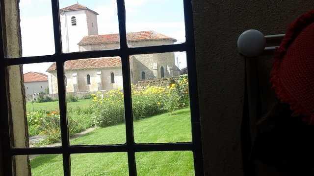 41 - Le jardin vu d'une fenêtre... le vote 2014-012