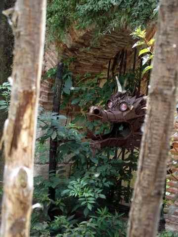 42 - La pierre, le bois, le fer... au jardin...  Le vote - Page 2 P1110911