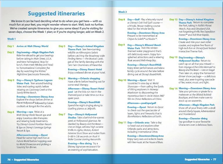 [WDW + DCL] La nouvelle brochure 2014 (Anglais) 310