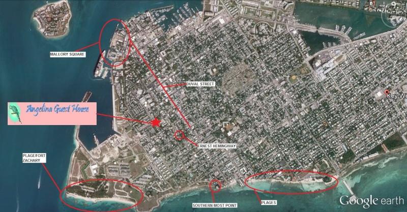"""7 États du Sud des USA - 5000 Km - 25 jours : """"De Miami à New Orleans via Atlanta"""" - Page 2 Kwmap10"""