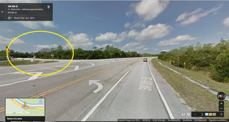 """7 États du Sud des USA - 5000 Km - 25 jours : """"De Miami à New Orleans via Atlanta"""" - Page 3 Routeg11"""
