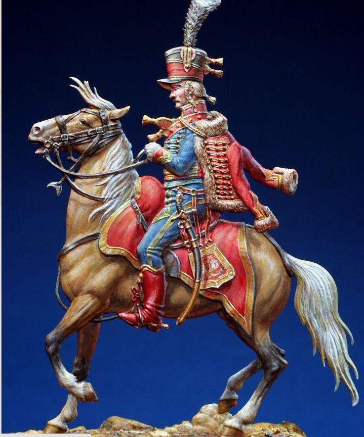 Officier de hussards Glorious Empire  Hussar10