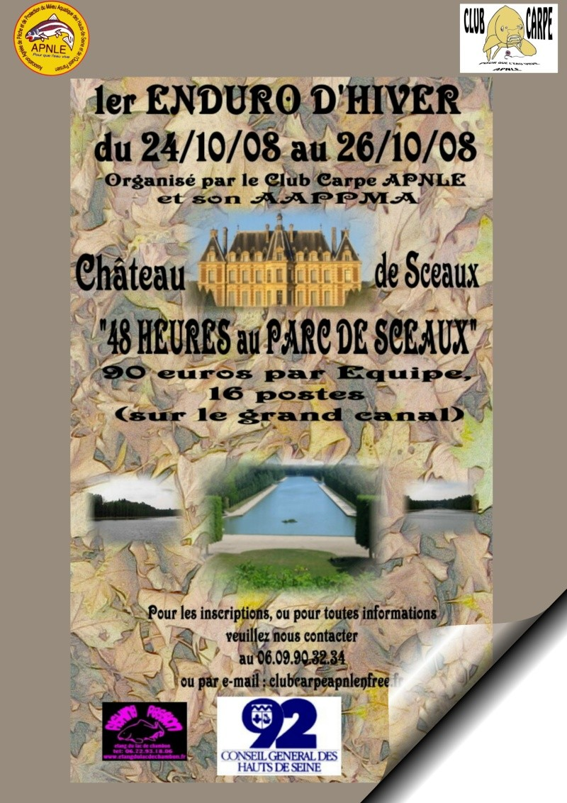 ENDURO PARC DE SCEAUX Enduro10