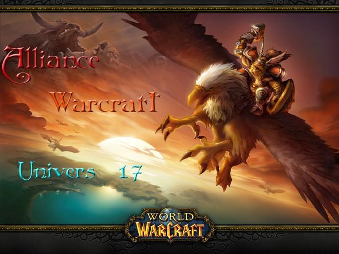 Forum de l'Alliance Warcraft