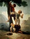 Petit, petit deviendra grand. L'enfance dans la peinture. Goya_e10