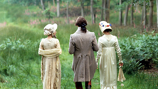 "Adaptation audio de ""Sense and Sensibilty"" par la BBC 4 (2013) P01dmw10"