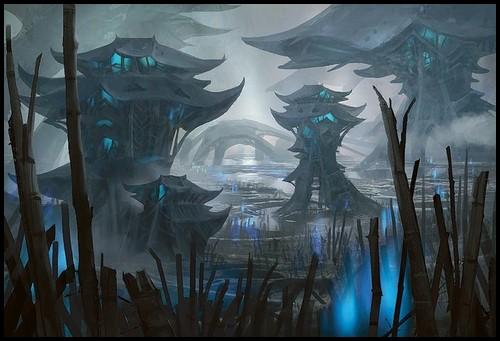 Les Cercles Infernaux Swamp10