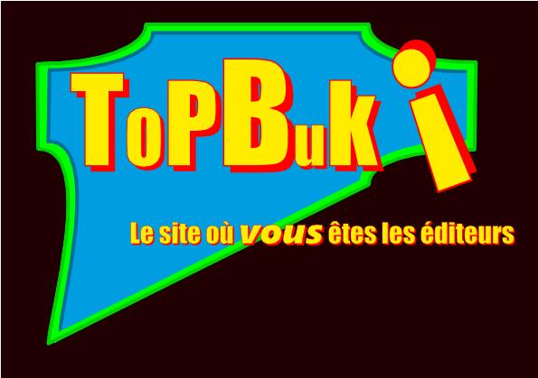 Diffusez vos oeuvres par Topbuk! Logo-s10