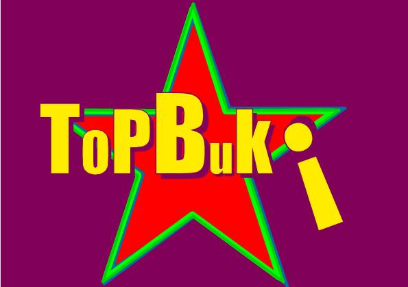 Diffusez vos oeuvres par Topbuk! Logoet14
