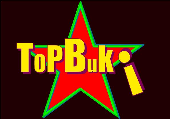 Diffusez vos oeuvres par Topbuk! Logoet15