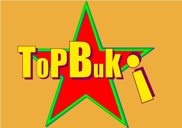 Diffusez vos oeuvres par Topbuk! Logoet16
