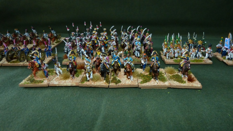 Armée napolitaine 15mm - figurines AB P1030138