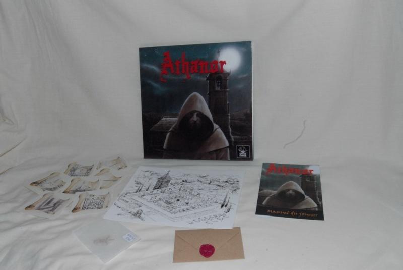 ATHANOR EST DISPONIBLE sur Amstrad et ORIC ! Athano11
