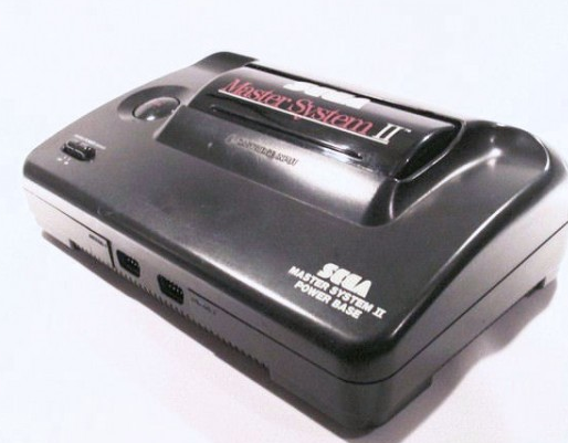 Gagnez une Master System II 60hz avec GEMBA GAMES Sms10