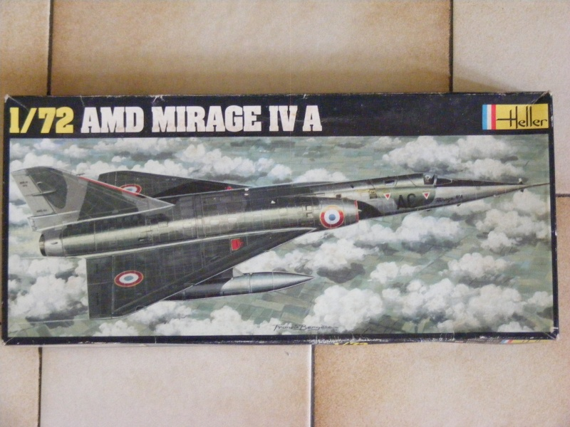 AMD Mirage IVA 1/72 Dscf9428