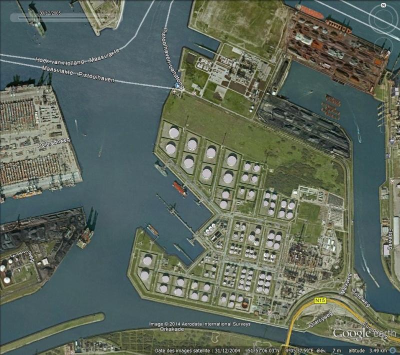 Le port de Rotterdam Port10