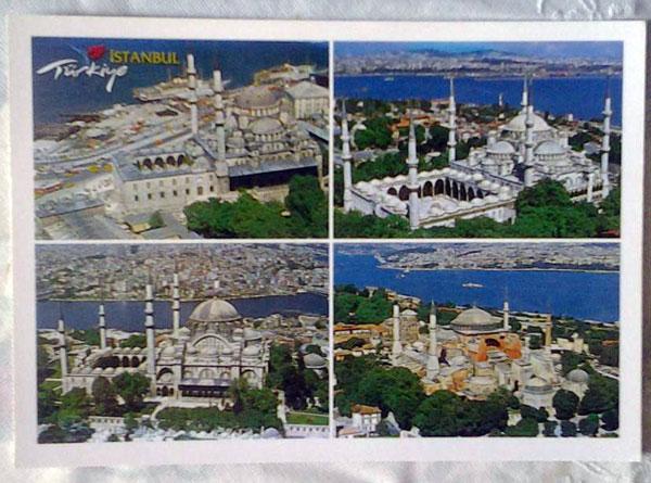 Cartes postales Turquie (Istanbul) 212