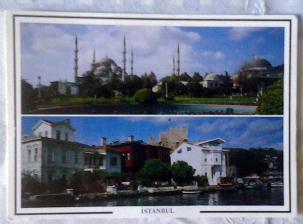Cartes postales Turquie (Istanbul) 511