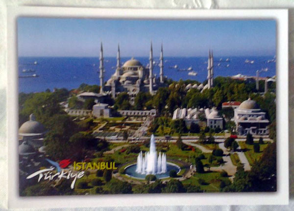 Cartes postales Turquie (Istanbul) 711