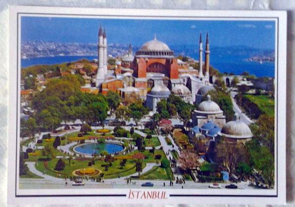 Cartes postales Turquie (Istanbul) 811