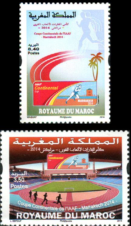 Maroc : Coupe Continentale de l'IAAF- Marrakech 2014 Masept10