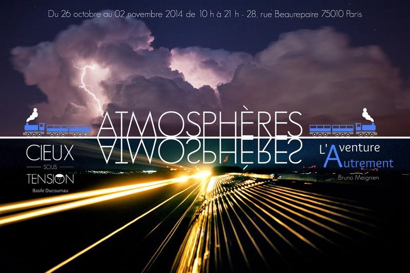 """EXPO ! """"Atmosphères"""" à Paris-République, 26 octobre - 2 novembre Expo_p10"""
