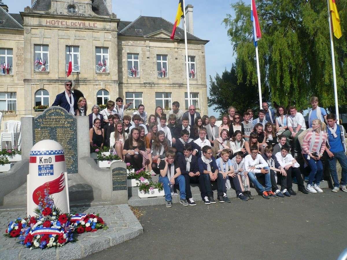 [Histoires Histoire] la commémoration des 70 ans du Débarquement - Page 2 58ste_10
