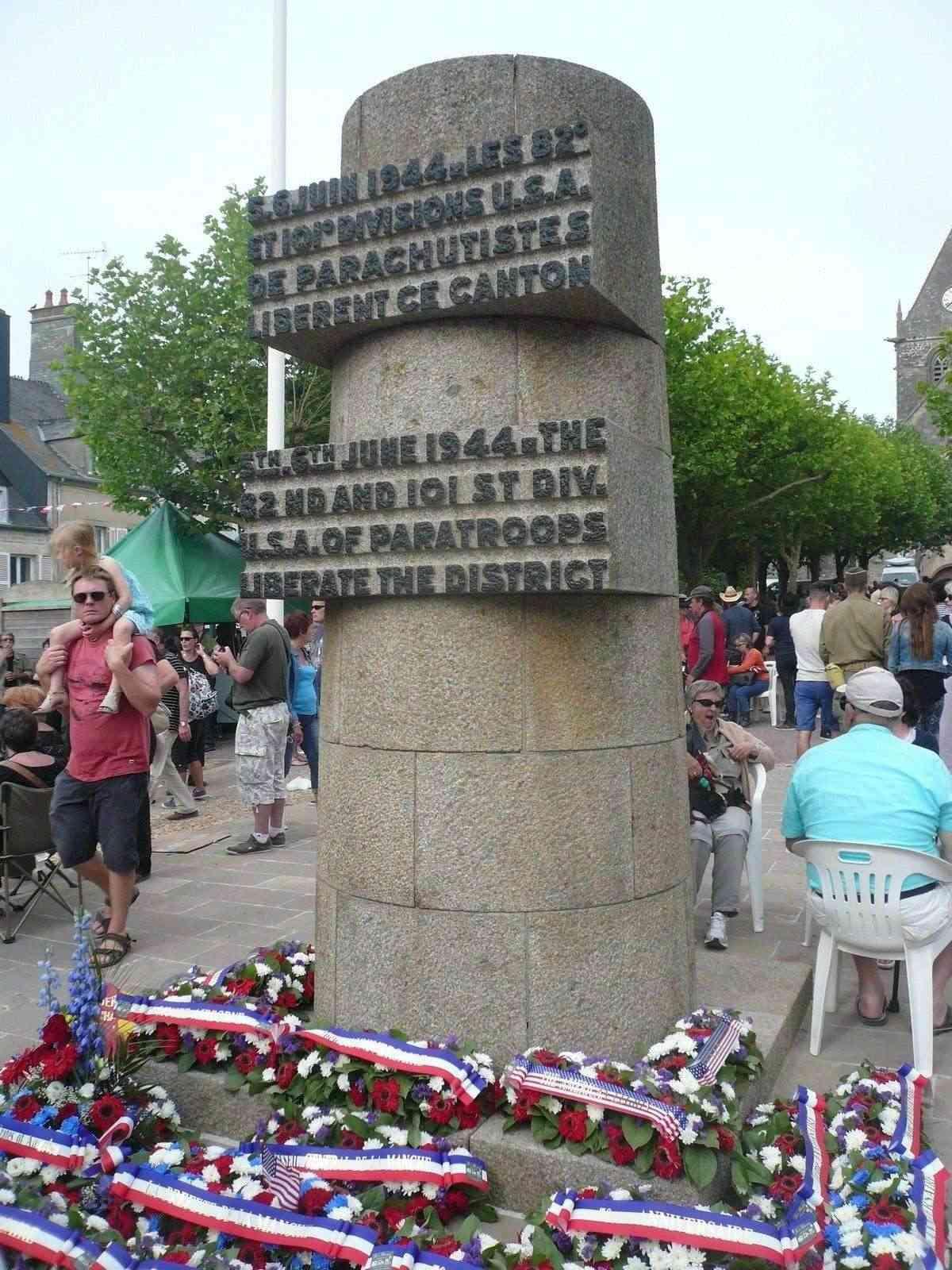 [Histoires Histoire] la commémoration des 70 ans du Débarquement - Page 2 60_ste10